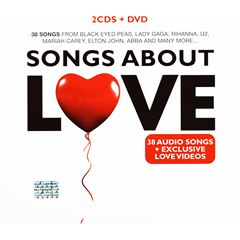 CD2/ DVD Songs About Love - Sanborns