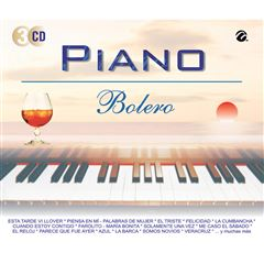 CD3 Piano Bolero - Sanborns