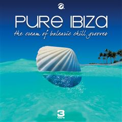 CD3 Pure Ibiza The Cream of Balearic Chill Grooves - Sanborns