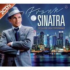 CD2 Frank Sinatra The Classic - Sanborns