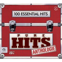 CD5 Pure Hits Anthologie 100 Essencial Hits - Sanborns