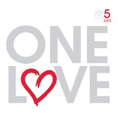 CD5 One Love - Sanborns