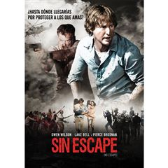 DVD Sin Escape - Sanborns