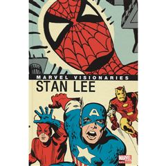 Comic Marvel visionaries Stan Lee - Sanborns