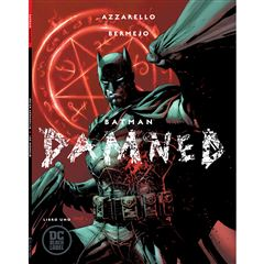 Comic Batman Damned Azarello Bermejo - Sanborns