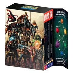 Marvel Monster segunda caja infinity - Sanborns