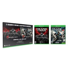 Bundle Gears Of War Xbox One - Sanborns