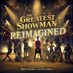 CD The Greatest Showman Soundtrack - Sanborns