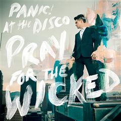 CD Panic! At The Disco - Pray For The Wicked - Sanborns