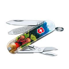Navaja Victorinox Classic Limited Edition 2020 I Love Hiking - Sanborns