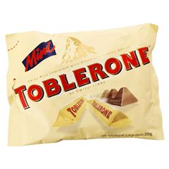 Toblerone Milk 200 Gr. - Sanborns