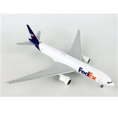 AVION COLECCIONABLE GEMINI FEDEX 777F 1/400 REG#N886FD - Sanborns