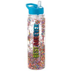 Botella de agua con frase best day ever - Sanborns