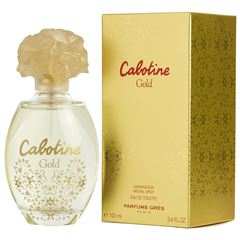 Cabotine Gold EDT 100ml - Parfums Gres - Sanborns