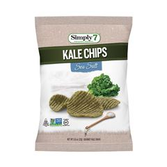 Papas Kale Sea Salt 23 gramos Simply 7 - Sanborns