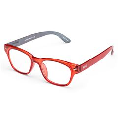 Lentes de lectura pregraduados Super Bold Matt Red +1.50 - Sanborns