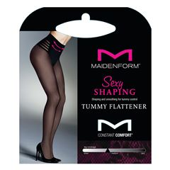 Pantimedia Maidenform mediana negro - Sanborns