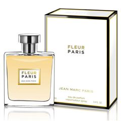 Fragancia Para Dama Fleur Paris EDP 100 ML Jean Marc Paris - Sanborns