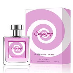 Fragancia Dama Sugarpop EDP 50 ML  Jean Marc Paris - Sanborns