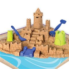 Set Castillo de Arena de Playa de Kinetic Sand - Sanborns