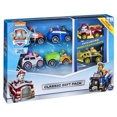 Set Die-Cast de Paw Patrol - Sanborns