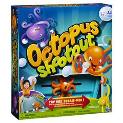 Octopus Shootout - Sanborns