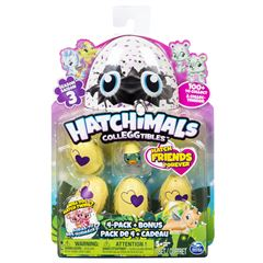 Hatchimals  Coleccionables 5 Figuras T3 - Sanborns