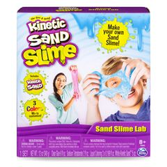 Laboratorio de Slime Kinetic Sand - Sanborns