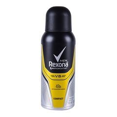 Antitranspirante Rexona Men Motion Sense V8 en Aerosol 105 Ml. - Sanborns