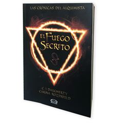Pack C.J. Daugherty fuego y ciudad secreta - Sanborns