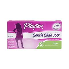 Playtex Gentle Glide Super - Sanborns