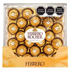 Estuche de Chocolates Ferrero Rocher 300g - Sanborns
