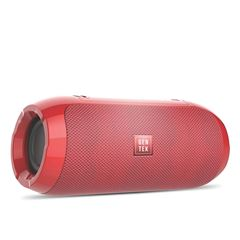 Bocina Gentek S9 Wireless Rojo - Sanborns