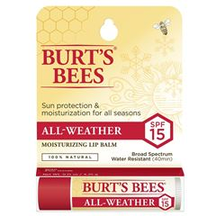 Bálsamo Labial Burt's Bees All Weather SPF/15 - Sanborns
