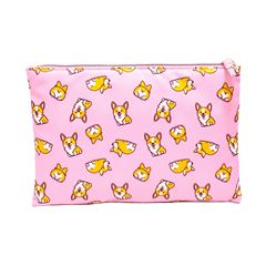Cosmetiquera Purse kit Rosa Corgi - Sanborns