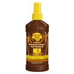 Banana Boat Aceite Bronceador FPS 4 236ml - Sanborns