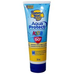Banana Boat Aqua Protect Kids Loción FPS50 236ml - Sanborns