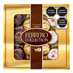 Ferrero Coleection T11X10X2 - Sanborns