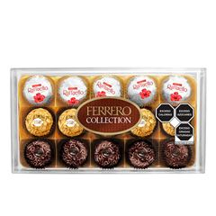 Ferrero Collection T15x12 - Sanborns