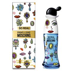 Fragancia Dama, So Real EDT 50 ML - Sanborns