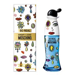 Fragancia Para Dama Moschino So Real EDT - Sanborns