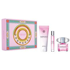Fragancia Dama Set Madres Versace Bright Crystal EDT 90 ML - Sanborns
