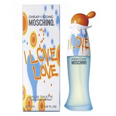 Fragancia Dama, Moschino I love love EDT 50 ML - Sanborns
