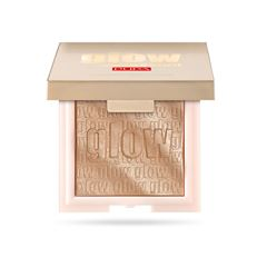 PUPA 21 compact highlighther glow obsession ligth gold - Sanborns