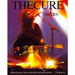 DVD2 The Cure - Trilogy Live in Berlin - Sanborns