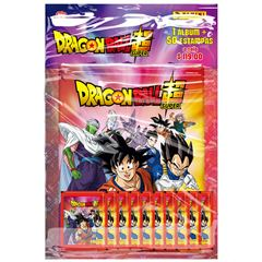 Multiset Dragon Ball Super 10 sobres - Sanborns