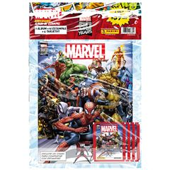 Multiset Marvel 80th 4 sobres - Sanborns