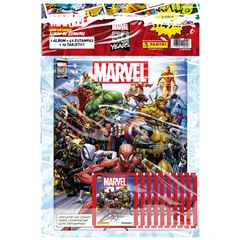 Multiset Marvel 80th 10 sobres - Sanborns
