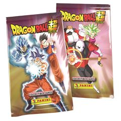 Sobre de estampas Dragon Ball - Sanborns