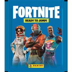 Sobre Con 5 Estampas Fortnite Panini - Sanborns